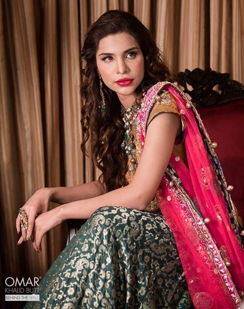 Summer Collection By Mohsin Naveed Ranjha