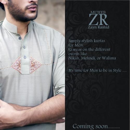 Zayn Rashid Mens Collection 2013 (1)
