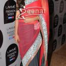 Manish Malhotra Saree on Esha Gupta
