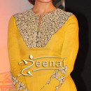 Jacqueline Fernandez In Designer Nupur Kanoi Dress At 'Jadoo ki Jhappi' Song Launch.