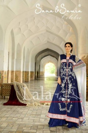 Sana & Saima Lawn Collection
