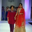 Adarsh Gill at India Bridal Fashion 2013