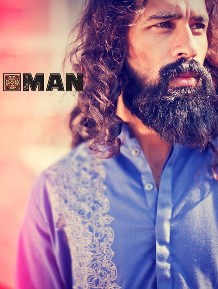 Bareeze Man Eid Collection 2013