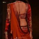 Tabu in designer Anju Modi lehenga choli