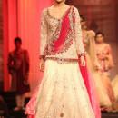 Anjalee & Arjun Kapoor at lndian Bridal Fashion Week 2012 1D