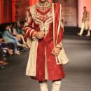 Anjalee & Arjun Kapoor at lndian Bridal Fashion Week 2012 1F