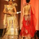 Anjalee & Arjun Kapoor at lndian Bridal Fashion Week 2012 1A
