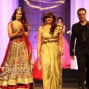 Bipasha Basu In Bridal Lehenga Choli By Anjalee & Arjun Kapoor