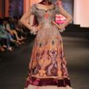 Anjalee & Arjun Kapoor at lndian Bridal Fashion Week 2012 1G