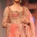 Anjalee & Arjun Kapoor at lndian Bridal Fashion Week 2012 1L
