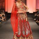 Anjalee & Arjun Kapoor at lndian Bridal Fashion Week 2012 1M