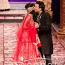 Chitrangada Singh as showstopper for Suneet Varma at India Bridal Week 2013