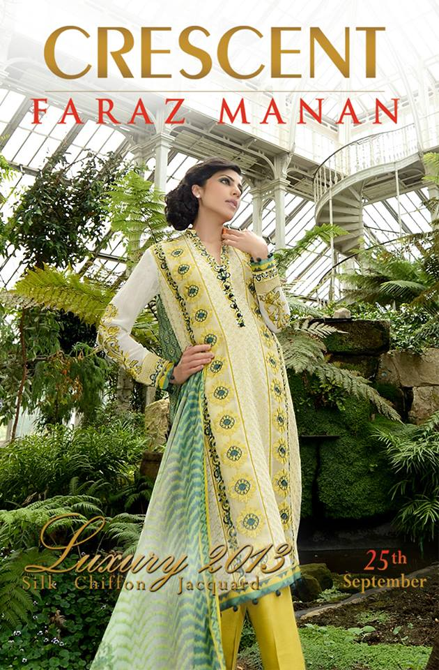 Crescent Lawn Luxury Collection 2013 (14)
