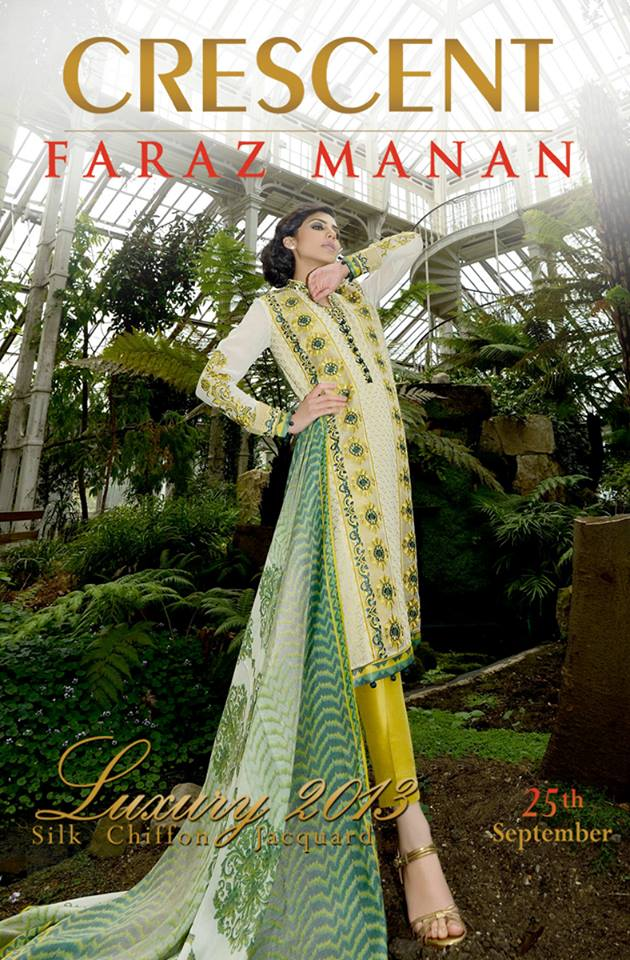 Crescent Lawn Luxury Collection 2013 (15)