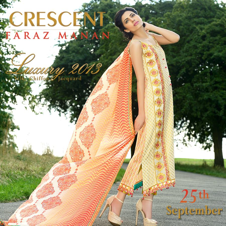 Crescent Lawn Luxury Collection 2013 (18)
