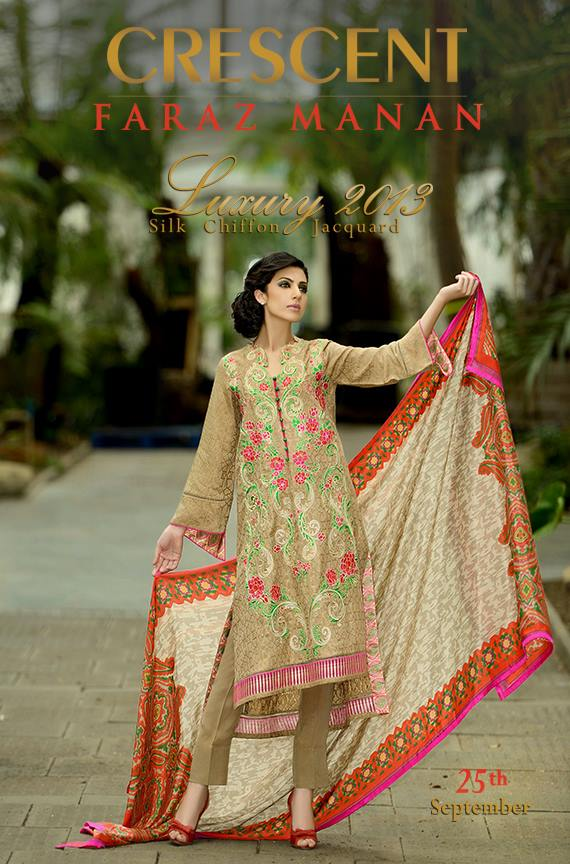 Crescent Lawn Luxury Collection 2013 (5)