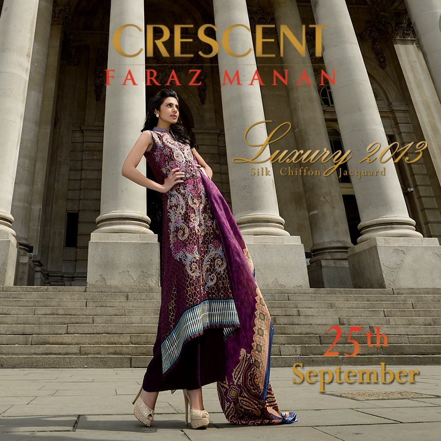 Crescent Lawn Luxury Collection 2013 (8)