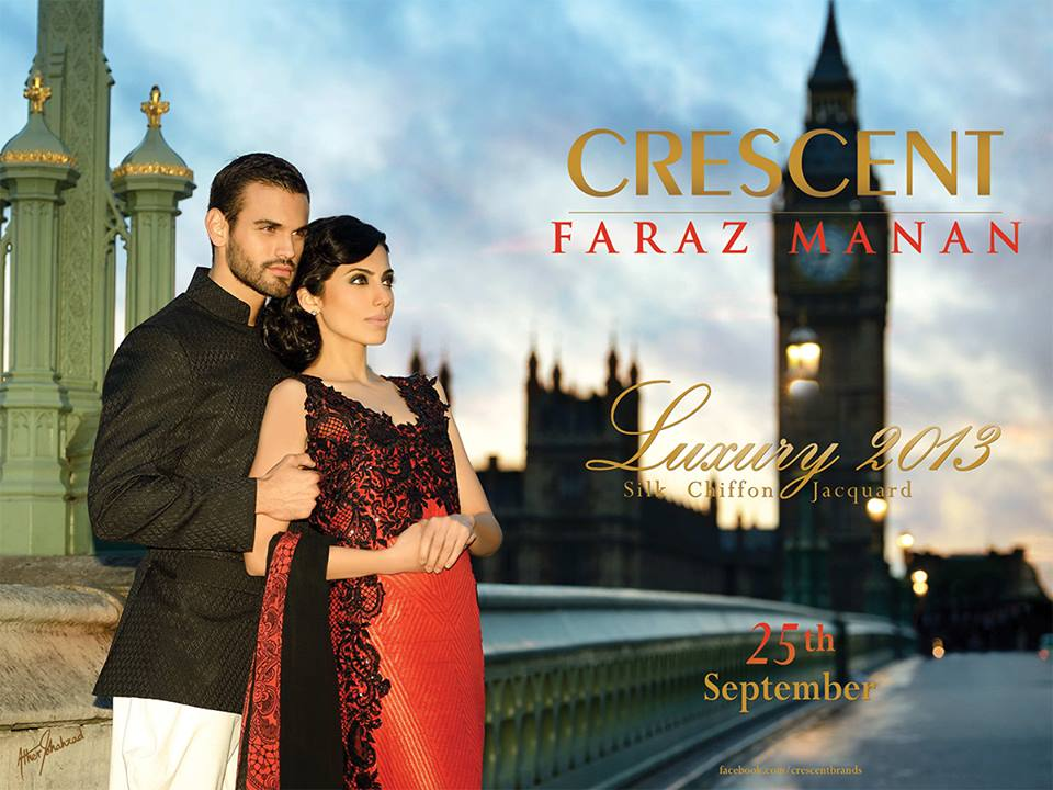 Crescent Lawn Luxury Collection 2013