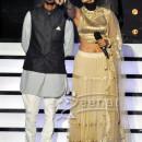 Sonam Kapoor in bollywood lehenga choli at Jhalak Dikhhla Jaa