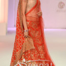 Esha Gupta in Bridal Lehanga Choli