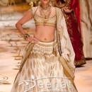Sonam Kapoor In Designer Lehenga Choli