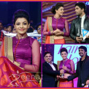 Kajal Aggarwal at the CineMaa Awards 2013.