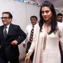 Kajol Devgan in Designer Anarkali Suit