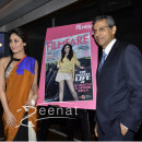 Kareena Kapoor on cover of Film Fare in Bollywood Saree