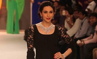 Karisma Kapoor In Manish Malhotra Anarkali