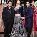 Deepika in Manish Malhotra's Collection