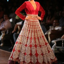 Manish Malhotra's Collection at Delhi Couture Week 2013 1e