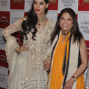 Nargis Fakhri in bollywood Anarkali churidar