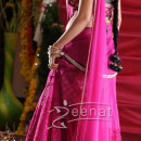 South Indian Actress Nisha Agarwal in saree