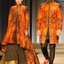 Shantanu and Nikhil India Bridal Fashion Week 2013 2H