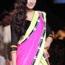 Shazahn Padamsee in Bollywood Lehenga choli style