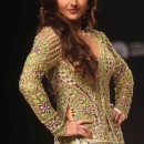 Soha Ali Khan at Lakme Fashion Week
