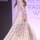 Soha Ali Khan in designer lehenga choli