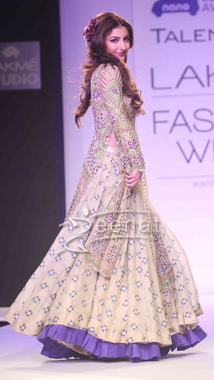 Soha Ali Khan | Arpita Mehta Lehenga