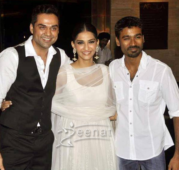 Sonam Kapoor in Designer Anarkali  churidar