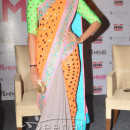 Sonam Kapoor in Bollywood Colourful Saree