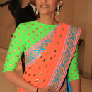 Sonam Kapoor Looks Gorgeous in Bollywood Saree