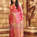 Trisha in Indian Silk Saree