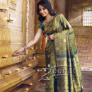 Trisha in banarsi Saree