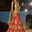 Ashima and Leena at India Bridal Fashion Week 2013 E
