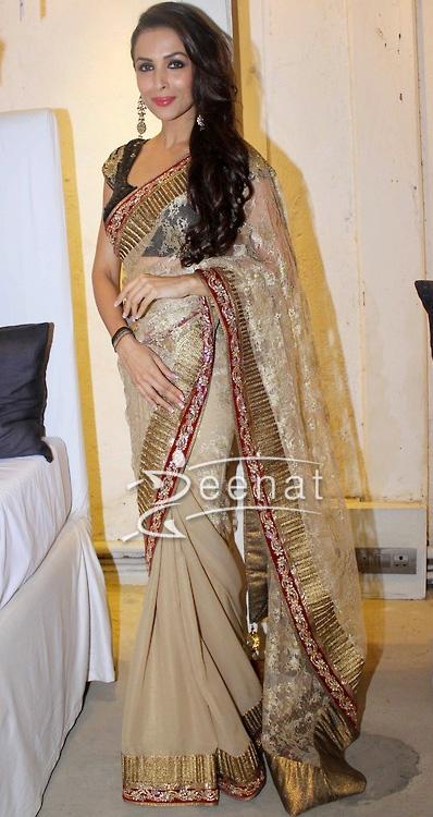 Malaika Arora In Bollywood Saree