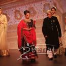 shabana Azmi in bollywood lehenga choli