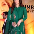 Aishwarya Rai Bachchan In Anarkali Churidar