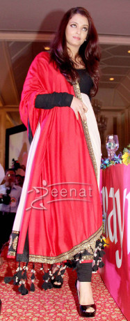 Aishwarya Rai In Designer Anarkali Churidar