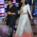 Chitrangada Singh in White Anarkali Frock