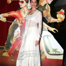 Deepika Padukone At The Trailer Launch Of CHENNAI EXPRESS At BIG IMAX Cinemas In Mumbai